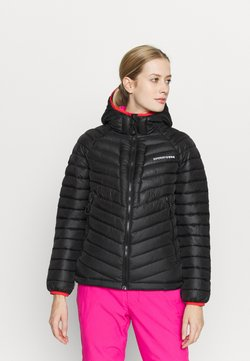 Superdry - ALPINE PADDED MID LAYER - Ski jas - black