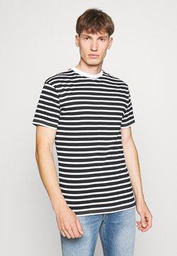 Newport Bay Sailing Club - PORTER TEE - T-Shirt print - white