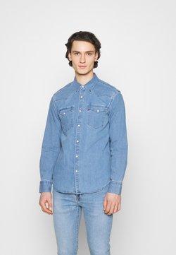 Levi's® - BARSTOW WESTERN STANDARD - Camisa - light indigo