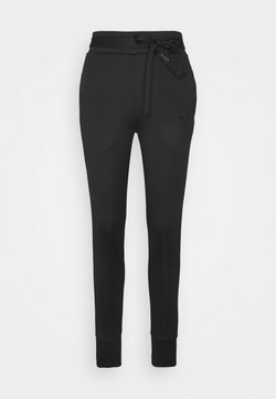 SQUATWOLF - SHE DO KNOT  - Pantaloni sportivi - black