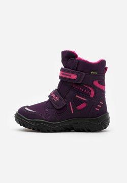 Superfit - HUSKY - Winter boots - lila/rosa