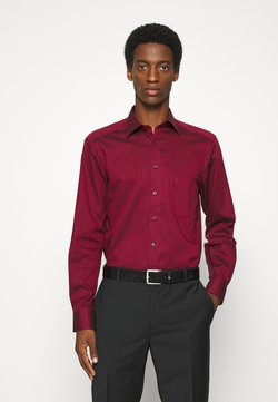 OLYMP Luxor - MODERN - Businesshemd - dark red