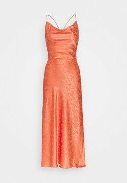 Glamorous - PALOMA MIDI DRESS - Cocktailkleid/festliches Kleid - orange