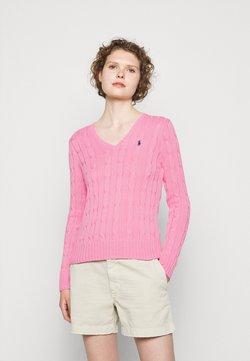 Polo Ralph Lauren - CLASSIC - Strickpullover - harbor pink