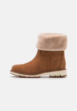 Timberland - LUCIA PULL ON WP - Bottes de neige - rust