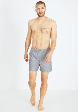 recolution - Boxershorts - black / white