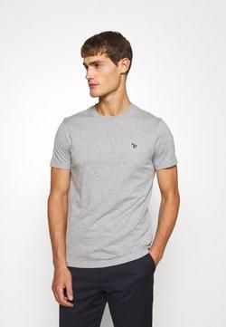 PS Paul Smith - ZEBRA UNISEX - T-Shirt basic - mottled grey