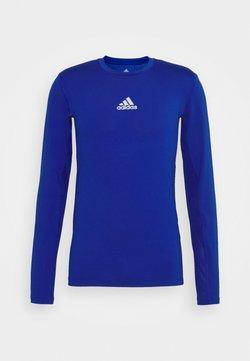 adidas Performance - TECH FIT - Sports shirt - team royal blue