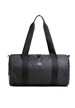 VOORAY - BARREL - Sporttasche - black foil
