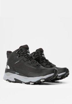 The North Face - W VECTIV EXPLORIS MID FUTURELIGHT - Hikingschuh - tnf black/meld grey