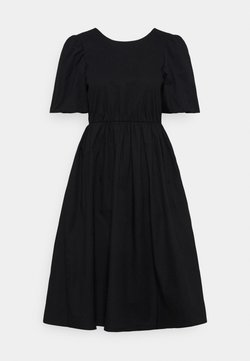 YAS - YASLENA DRESS - Day dress - black