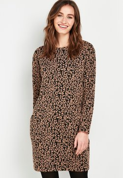 Wallis Tall - ANIMAL PRINT - Freizeitkleid - brown