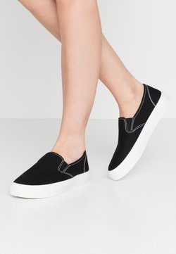 Rubi Shoes by Cotton On - VEGAN HARPER  - Loafers - black/white