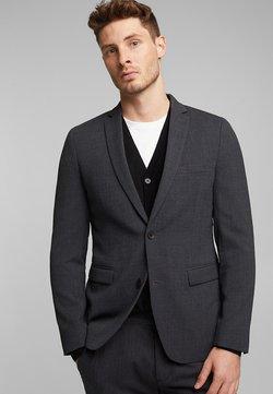 Esprit Collection - STRUCTURED - Sakko - dark grey