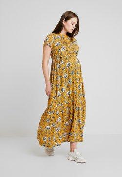 Queen Mum - DRESS NURS DENVER - Jerseykleid - sunflower