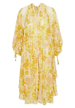 Free People - LOST IN LOVE KIMONO - Dressing gown - yellow