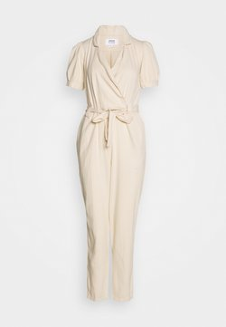 Miss Selfridge - UTILITY JUMP - Haalari - cream