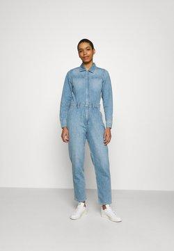 Calvin Klein Jeans - COVERALL - Combinaison - blue