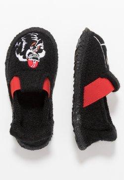 Nanga - FOOTBALL - Pantoffels - schwarz
