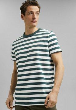 Esprit - FASHION  - T-Shirt print - teal blue