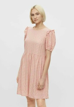 Pieces - Day dress - candy pink