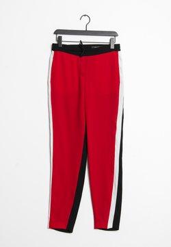 comma - Jogginghose - red