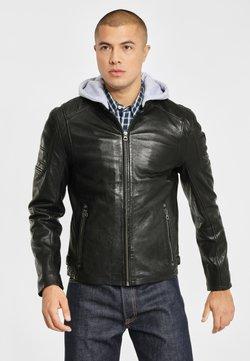 Gipsy - RYLO LAKEV - Leren jas - black