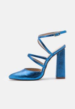BEBO - JUNA - Zapatos altos - blue