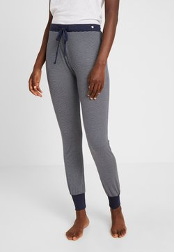 Esprit - JAYLA SINGLE PANTS LEG - Nachtwäsche Hose - navy