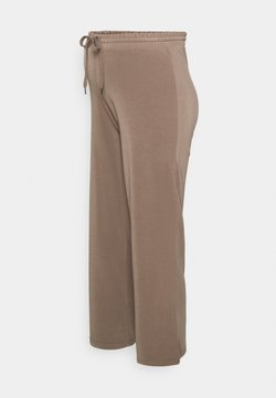 Pieces Maternity - Pantalones - taupe