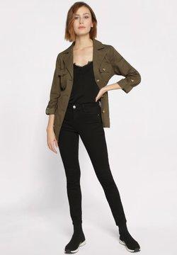 Cache Cache - Slim fit jeans - black