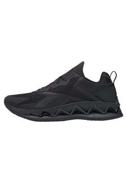 Reebok Classic - ZIG ELUSION ENERGY SHOES - Sneaker low - black