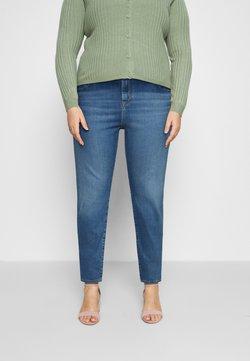 Levi's® Plus - 724 PL HR STRAIGHT - Jeansy Straight Leg - rio frost plus