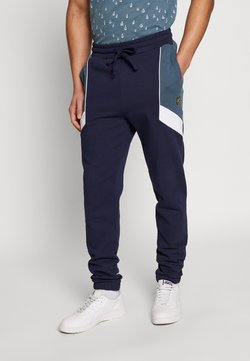Lyle & Scott - SPLICE TRACKPANT - Jogginghose - navy