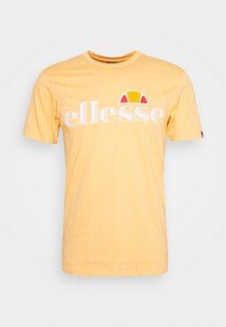 Ellesse - HAREBA - T-shirt z nadrukiem - light orange
