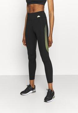 Ellesse - BERIDAT LEGGING - Tights - black