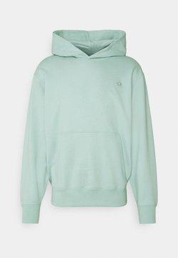 adidas Originals - PREMIUM HOODY UNISEX - Bluza - hazy green