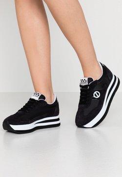 No Name - FLEX JOGGER - Sneakers laag - black