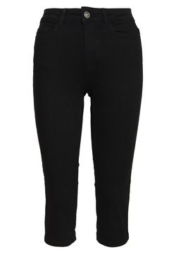 PIECES Tall - PCMACY KNICKERS BOX - Jeans Skinny Fit - black