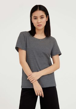 Finn Flare - T-Shirt print - black