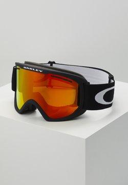 Oakley - FRAME PRO XL - Skibril - black/red