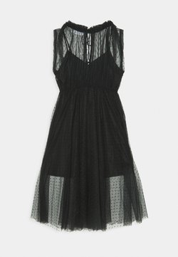 DESIGNERS REMIX - MIRA DRESS - Vestito elegante - black