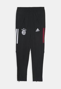 adidas Performance - FC BAYERN MUENCHEN AEROREADY FOOTBALL PANTS - Pelipaita - black/red