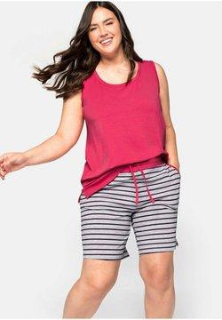 Sheego - Pyjama - flamingo
