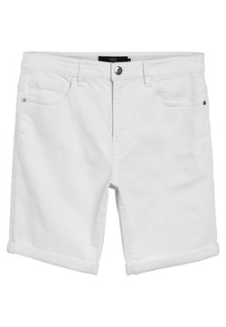 Next - Jeansshort - white
