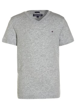Tommy Hilfiger - BOYS BASIC  - T-Shirt basic - grey heather