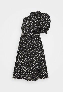 Dorothy Perkins Maternity - PUFF SLEEVE SHIRT DRESS - Freizeitkleid - multi