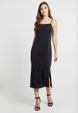 Monki - BONITA DRESS - Maxikjoler - black