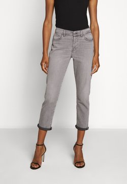 7 for all mankind - ASHER LUXE VINTAGE OFF DUTY - Jeans Slim Fit - grey