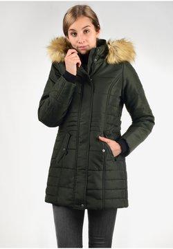 Vero Moda - PARKA NADIA - Wintermantel - peat
